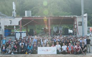 震災復興イベントSHARE FUKUSHIMAへの協賛