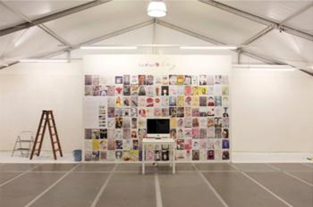 スイスで開催されたアートフェア『VOLTA7』へ出展